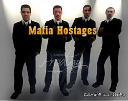 Mafia Hostages Counter-Strike:Source