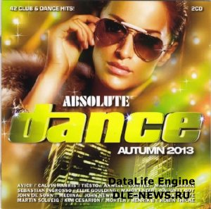 Absolute Dance Autumn (2013) (FLAC)